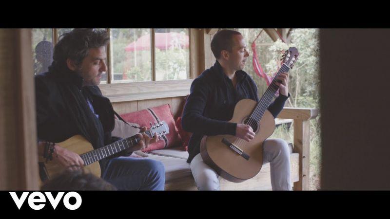 Thibault Cauvin - Cap Ferret - Flots de l'âme feat. -M- (Official Video)
