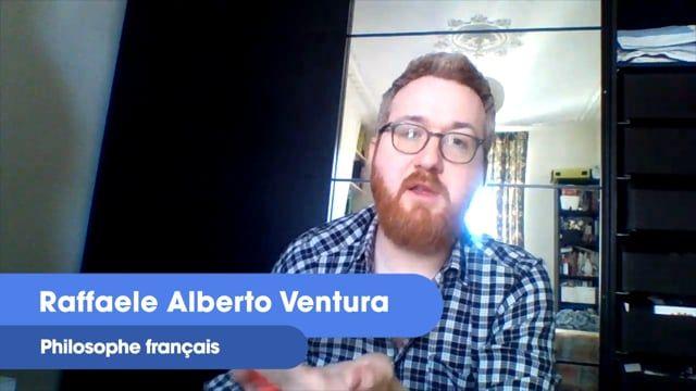 Raffaele Alberto Ventura - Les conditions d'existence de la démocratie