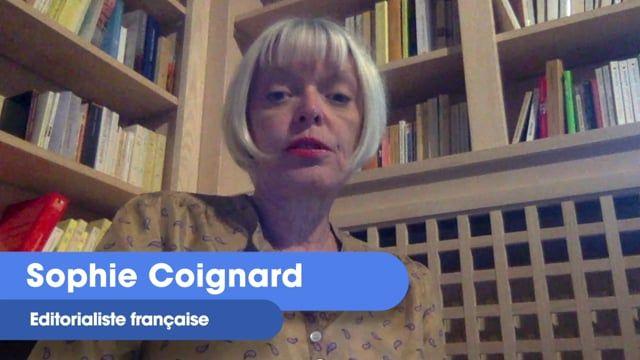 Sophie Coignard - Populismes et Démocraties face au Covid-19